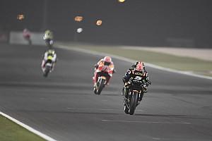 Live: Follow the Qatar MotoGP race as it happens