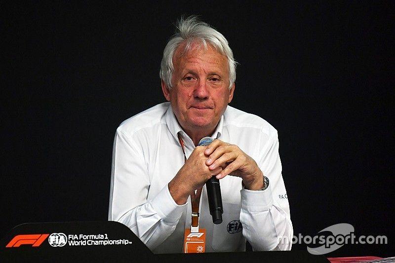 """""""فيا"""" تعمل مع فرق الفورمولا واحد على خطة طويلة الأمد حيال بديل عن وايتينغ"""