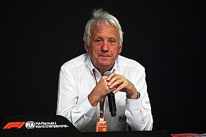 Fallece a los 66 años Charlie Whiting, director de carrera de F1