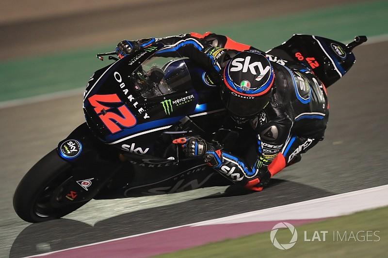 Moto2 Qatar: Bagnaia sabet kemenangan perdana