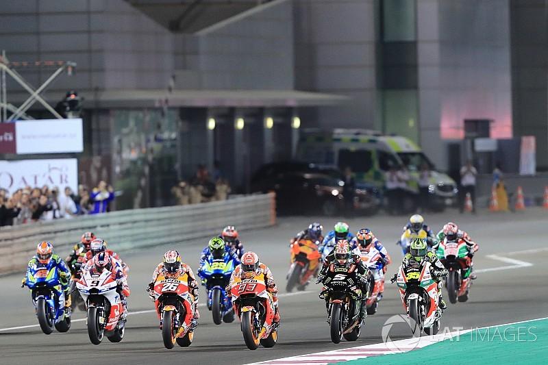 GALERI:  Aksi terbaik balapan MotoGP Qatar