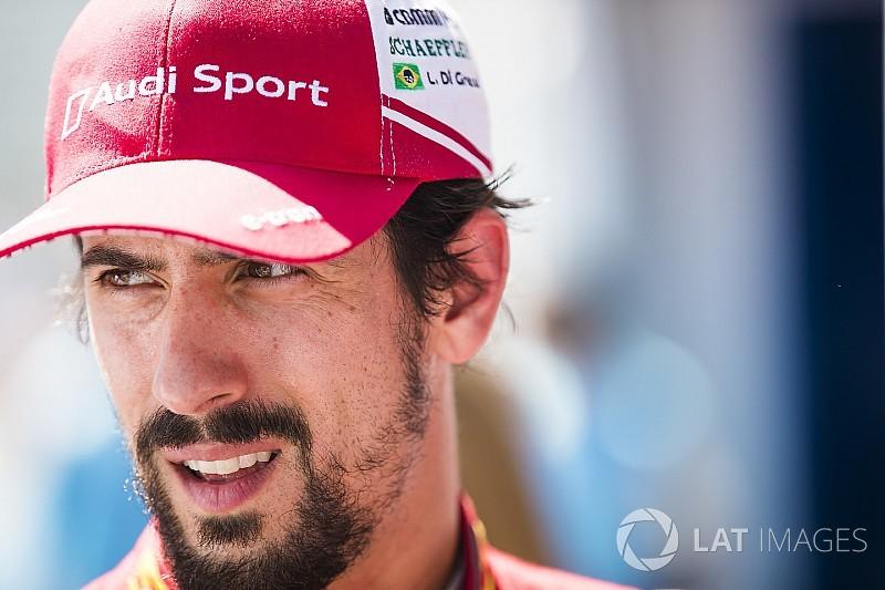 """Di Grassi, """"frustrado"""" por la ausencia de Brasil en la Fórmula E"""