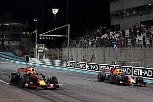 Komparasi performa kualifikasi rekan setim F1 2017