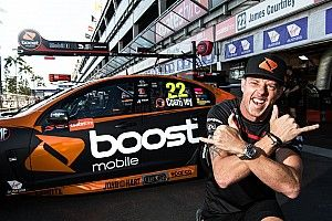 Courtney set to run Boost backing in Adelaide