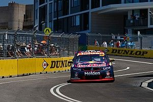 Newcastle Supercars: Whincup tops historic first session