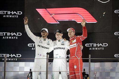 La Formula 1 boccia il nuovo logo, piaceva di più quello vecchio