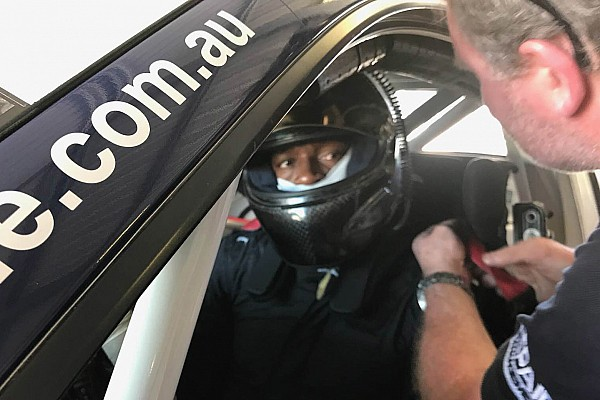 Porsche Son dakika Usain Bolt, Porsche Carrera Cup testini tamamladı