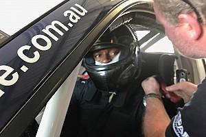 El test de Usain Bolt con un Porsche Carrera Cup