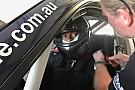 Usain Bolt completes Porsche Carrera Cup test
