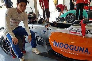 MRF Chennai: Presley Martono cetak pole Race 1 dan Race 3