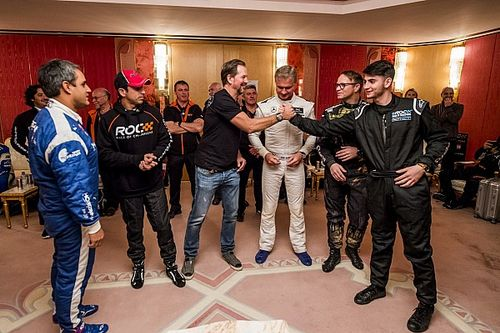 Video: How esport stars took on real-world legends