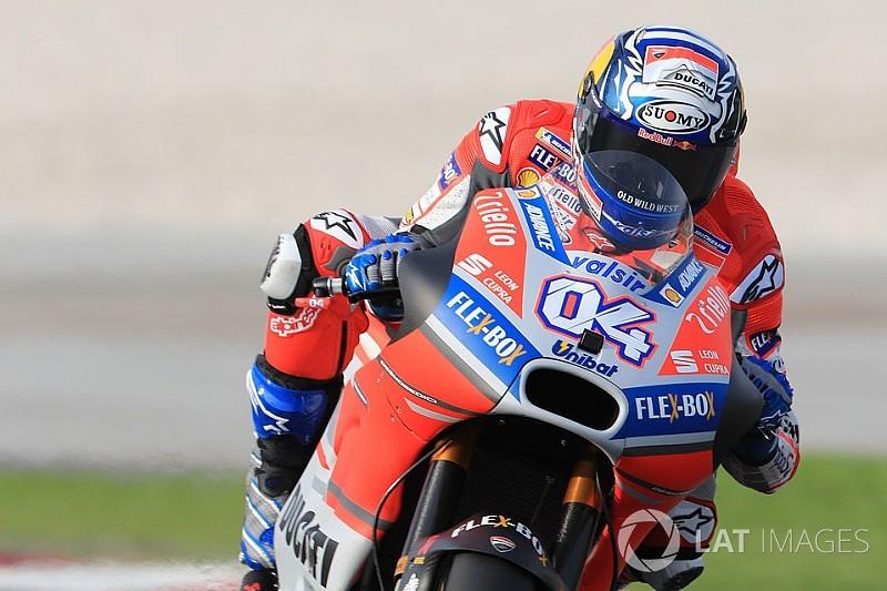 Dovizioso: Motor baru Ducati masih miliki kelemahan