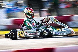 Vidales acaba cuarto en Adria tras liderar hasta mitad de carrera