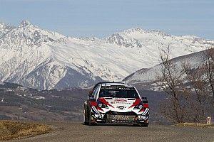 Monte Carlo WRC: Tanak cuts into Ogier's lead