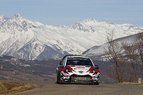 Monte Carlo WRC: Ogier'nin liderliği sürüyor, Tanak farkı kapatıyor
