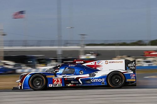 United Autosports to contest remaining IMSA enduros