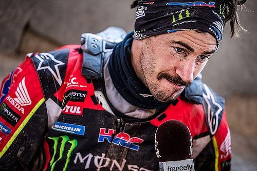 Barreda forced to withdraw from Dakar Rally