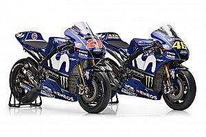 MotoGP 2018: Yamaha zeigt die neue M1 von Rossi & Vinales