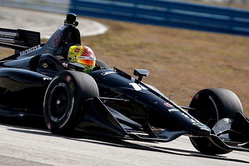 Pietro Fittipaldi ganha mais testes pela Dale Coyne