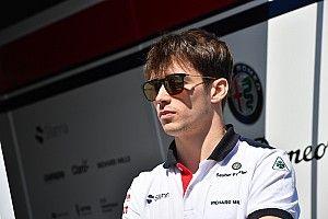 """Erschrockener Harry Potter"": Ist Leclerc der nächste Senna?"