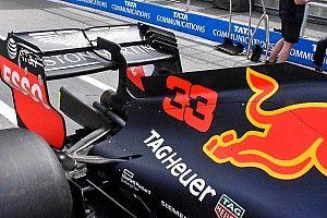 Red Bull: sulla RB14 viene riproposta l'ala posteriore che si era vista a Baku