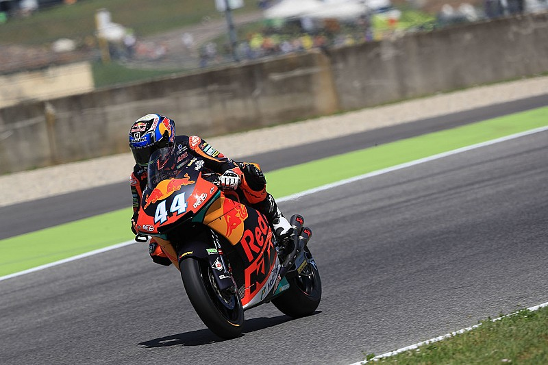 Moto2 Mugello: Oliveira, İtalyan sürücülere dur dedi ve kazandı!