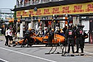 F1 リタイアの続いたマクラーレン「信頼性の問題を最優先に取り組む」