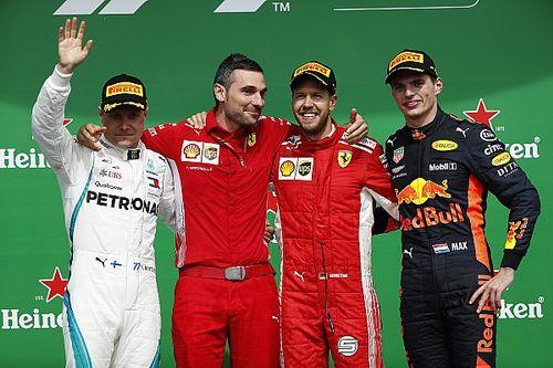 Winnaars en verliezers van de Grand Prix van Canada