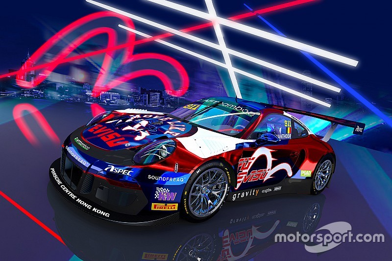 Craft-Bamboo Racing set to conquer the FIA GT World Cup in Macau