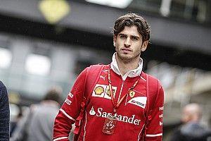 Giovinazzi probará un Fórmula E con DS Virgin