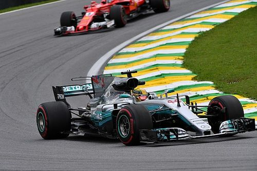 Rivals fear Mercedes is out of reach in Brazil