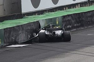 """Hamilton K.O. in Q1: """"Non sono abituato a certi incidenti..."""""""
