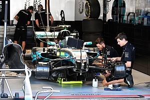 Formula 1 Breaking news Ditodong pistol, kru Mercedes dirampok di luar sirkuit Interlagos
