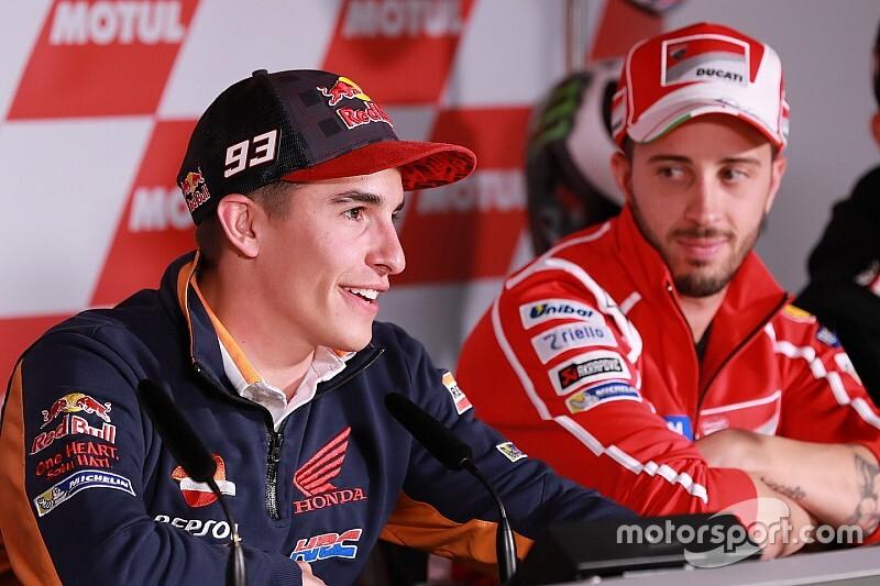 Довициозо удивила преданность Маркеса команде Honda