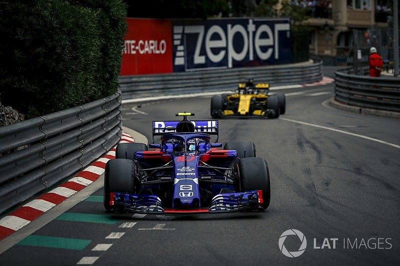 Gasly hopes Honda matches Renault with engine upgrade