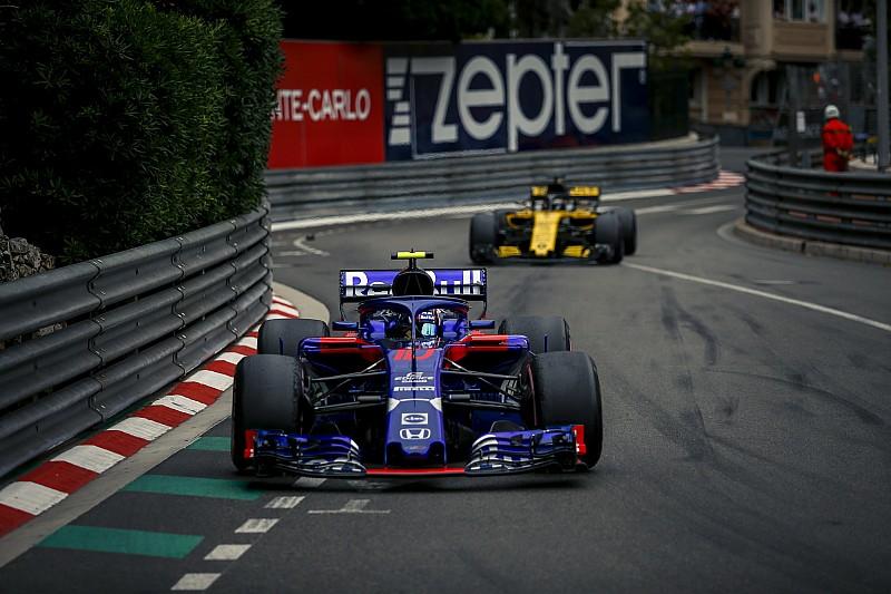 Gasly, yeni güncelleme sonrası Honda'nın Renault'yu yakalamasını bekliyor