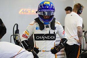 """Alonso quedó """"decepcionado"""" por la velocidad de Red Bull"""