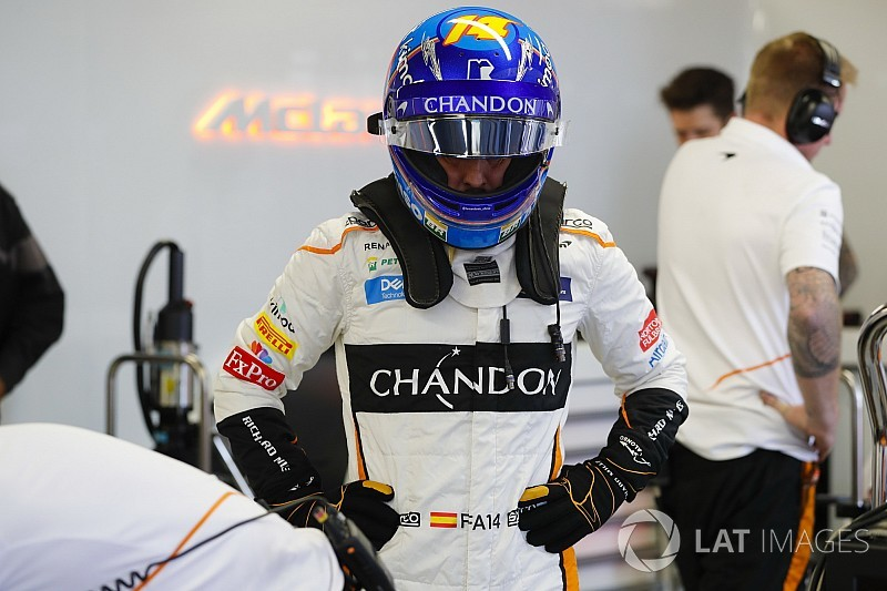 Alonso teleurgesteld over achterstand op Red Bull