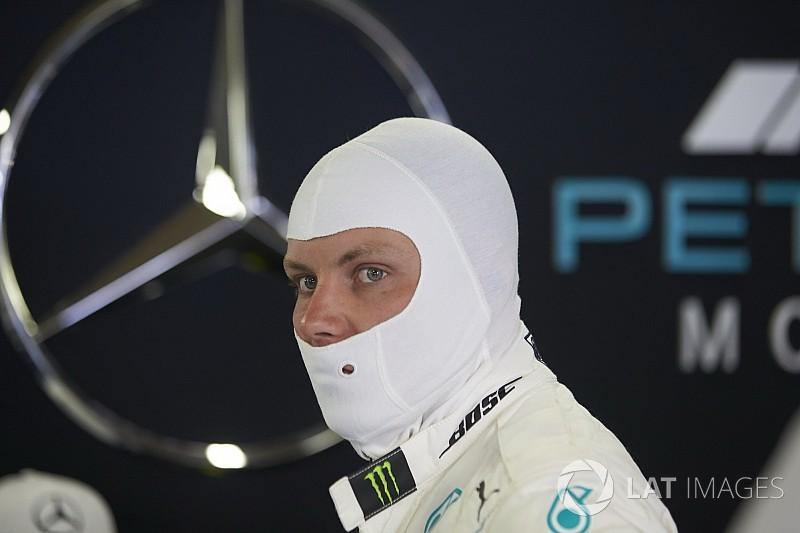 Bottas: Mercedes hiper yumuşak lastikte zayıf