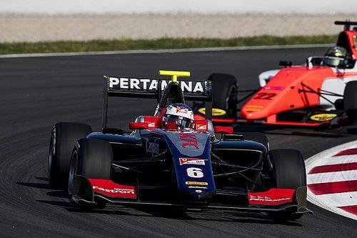 Alesi più forte della Safety Car conquista la vittoria in Gara 2 a Barcellona