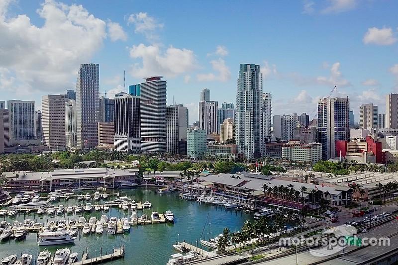 A Miami Nagydíj a Forma-1-ben: ez a helyszín