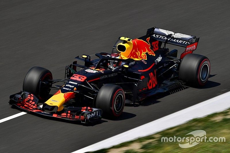 Eerste podiumplaats voelt als overwinning voor Verstappen