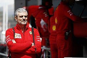 Di bawah Arrivabene, Ferrari bermasalah