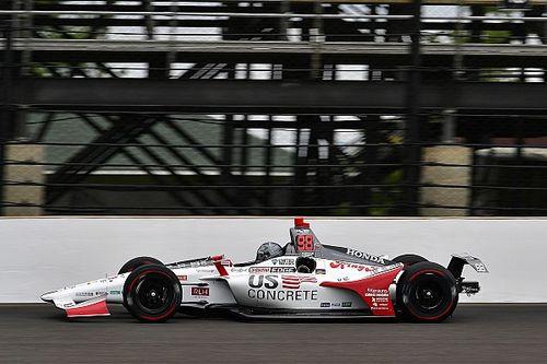Indy 500: İkinci günün lideri 365 km/s yapan Andretti oldu