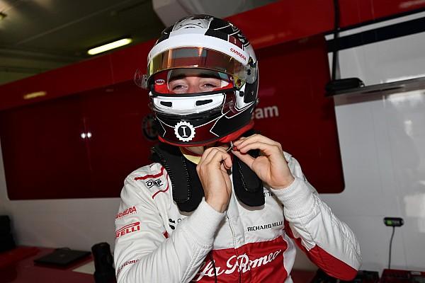 Formula 1 Son dakika Leclerc, kendisiyle ilgili Senna/Schumacher kıyaslamalarıyla ilgilenmiyor