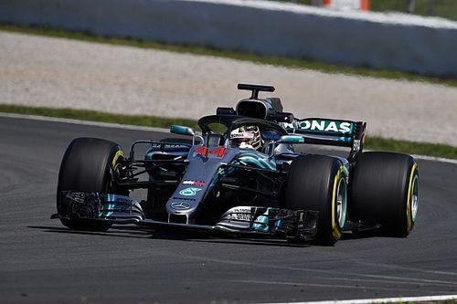 Ergebnis: Formel 1 Spielberg 2018, 1. Freies Training