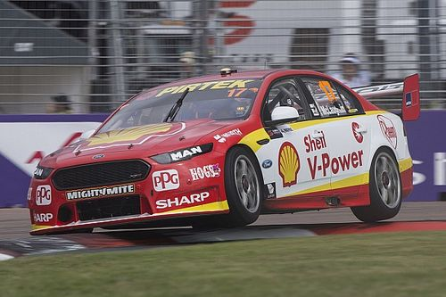 Townsville Supercars: McLaughlin takes eighth season pole