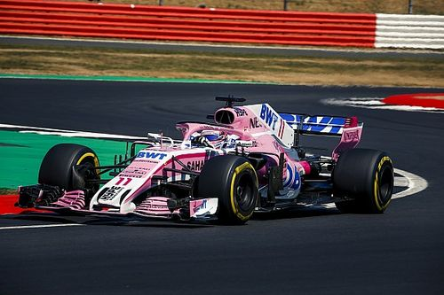 "Force India ended 2018 ""one upgrade behind"" due to budget"