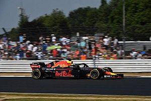 Ricciardo se vio afectado por un problema con el DRS