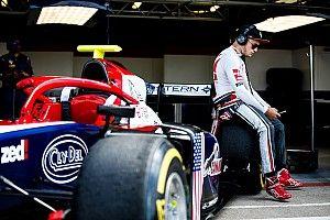 Mehrere Vergehen: Formel-2-Fahrer Ferrucci für zwei Rennen gesperrt